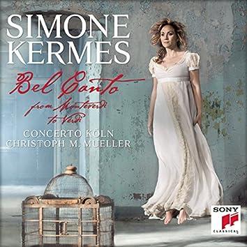 Simone Kermes: Bel Canto