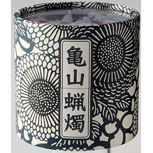 カメヤマ 亀山五色蝋燭(ローソク)約300本入り