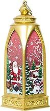 Small Lâmpadas de Natal para decoração de festa com arcos e pingente de vento para decoração de casa