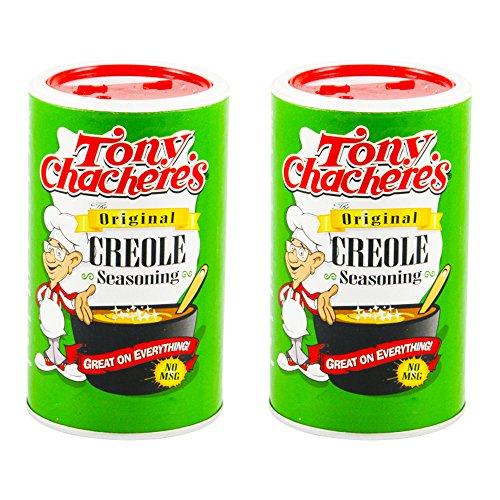 Tony Chachere's Seasoning