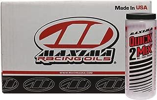 Maxima CS10920-20PK Quick-2-Mix Oil/Gas Ratio Mixing Bottle - 20 oz. Capacity, (Case of 20)