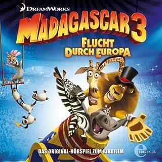 Madagascar 3: Flucht durch Europa Titelbild