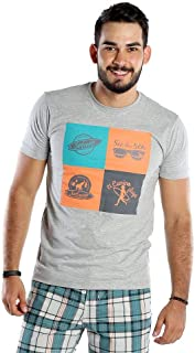 7a821de98c Moda - Estampado - Roupas / Masculino na Amazon.com.br