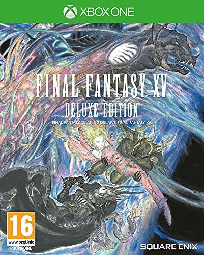 Final Fantasy XV - édition deluxe - Xbox One - [Edizione: Francia]