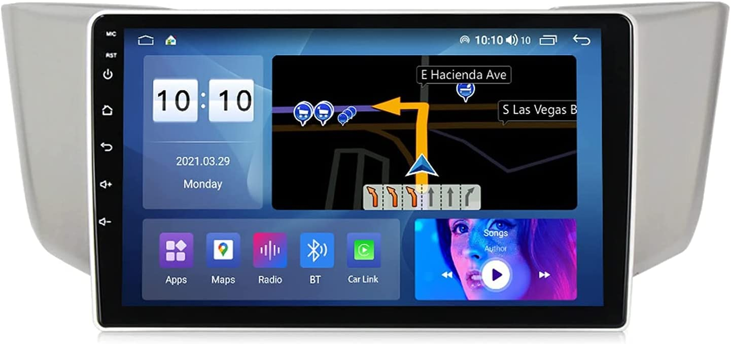 Car Stereo Sat Nav It is very popular for Lex-us Scree 2.5D 2003-2009 Touch Max 79% OFF RX-300