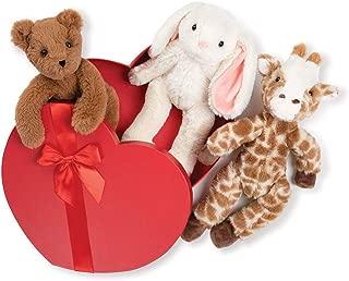 Vermont Teddy Bear Small Stuffed Animals - Soft Stuffed Animals, 15 Inch, Buddy