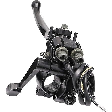 WOOSTAR 7//8 Universal Thumb Throttle Control Lever Assembly Replacement for 50cc 70cc 90cc 110cc 125cc ATV Quad Go Kart