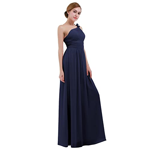 29804150e iiniim Vestido Largo Mujer Elegante para Noche Fiesta Cóctel Boda Ceremonia  Dama de Honor Vestido de