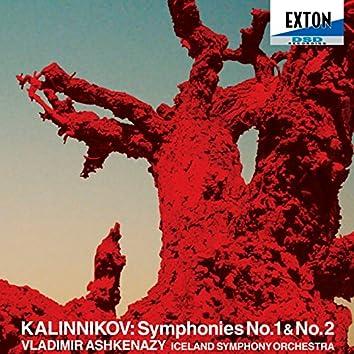 Kalinnikov: Symphonies No. 1 & No. 2