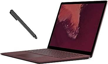 "$929 » Microsoft Surface Laptop 2 13.5"" 2256 x 1504 Touchscreen Laptop, Intel 8th Gen Core i7, Quad-Core up to 4.20 GHz, 8GB RAM, 256GB SSD, Webcam, Backlit, Win 10 Pro w/Digital Pen - Burgundy"