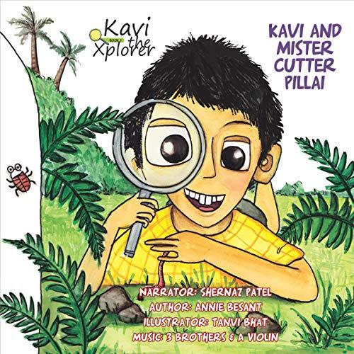 Kavi & Mister Cutterpillai cover art