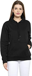 Scott International Women's Cotton Hooded Sweatshirt