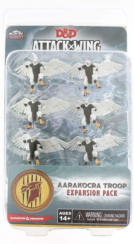 D and D Attack Wing  Aarakocra Troop