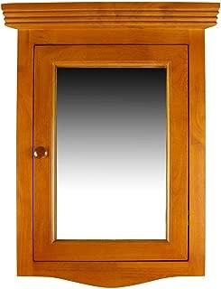 Best wood corner medicine cabinet Reviews
