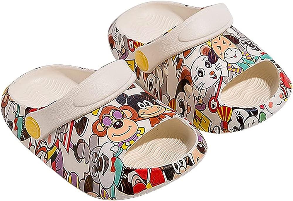 DECORTOP Cartoon Kids Boys Girls Ranking TOP10 Large special price !! Garden Summer Shoes Beach Shark