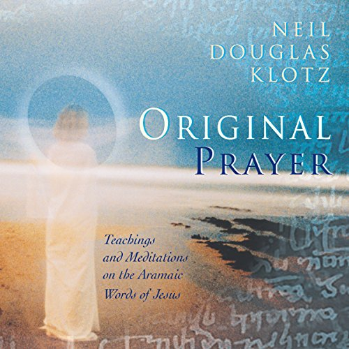 Original Prayer audiobook cover art