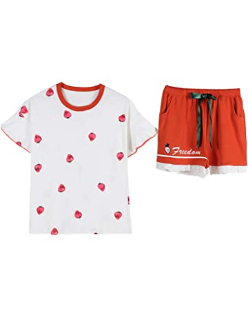 1a0b82e03e189 (パーキスボビー) Perkisboby パジャマ レディース ワンピース 春・夏 100%綿 半袖 ポケット付