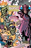Waid, M: History Of The Marvel Universe Treasury Edition