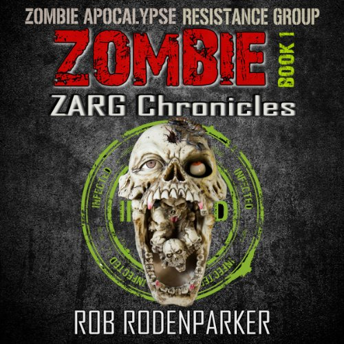 The ZARG Chronicles: Book One audiobook cover art