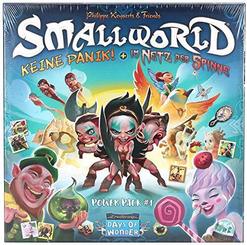 Days of Wonder DOW0010 Small World-Power Pack 1 Erweiterung, bunt
