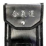 YORYU Funda Aikido para Jo Bokken y Tanto de piel sintética