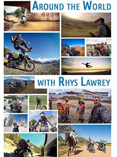 Around the World with Rhys Lawrey