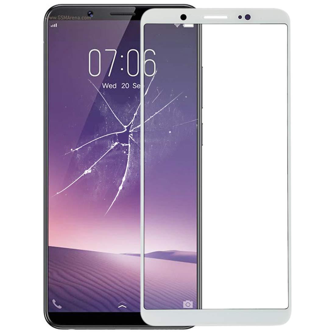 YANSHANG Repuestos para Smartphone Lente de Cristal Exterior for Pantalla Delantera for Vivo Y79 (Negro) Partes de refacción (Color : White): Amazon.es: Electrónica