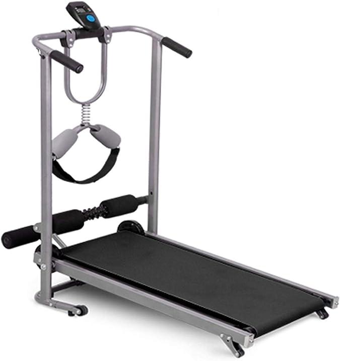 Tapis roulant pieghevoli con un dispositivo di esecuzione e ruote da massaggio x&m B08SM7SXG4