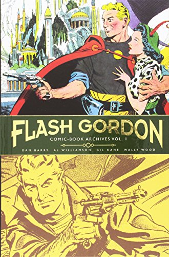 Flash Gordon. Comic-book archives: 1 (Cosmo books)