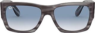 نظارات شمسية للجنسين من راي بان، موديل RB2187
