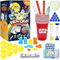 Wow Okay ! The Hilarious Challenges of Family Games & Party Game Card Games for Families Outdoor Games Family Games for Kids and Adults Game Night