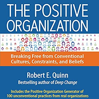 The Positive Organization cover art