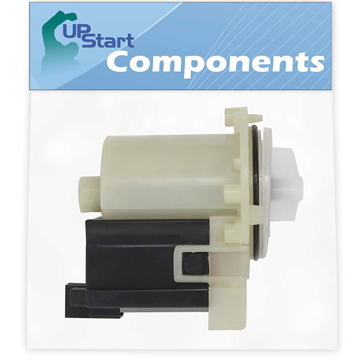 280187 Washer Drain Pump Motor Only Replacement for Kenmore/Sears 11047086600 Washing Machine - Compatible with 8181684 Water Pump - UpStart Components Brand