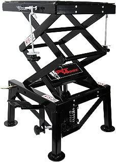 Pit Posse Scissor Floor Jack Lift Table Stand