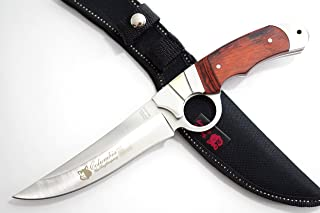 COLUMBIA KNIFE コロンビアナイフ 高品質シースナイフ 3Cr13 大型サムホール 堅牢なフルタング構造 NO.A10【並行輸入品】