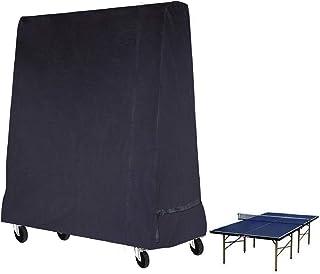 comprar comparacion Mutsitaz Funda Protectora para Mesa de Ping-Pong Impermeable Resistente al Polvo Anti-UV Protección Oxford 165 x 70 x 185 cm