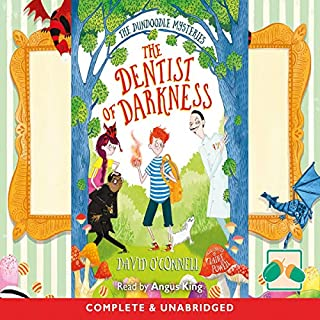 The Dentist of Darkness cover art