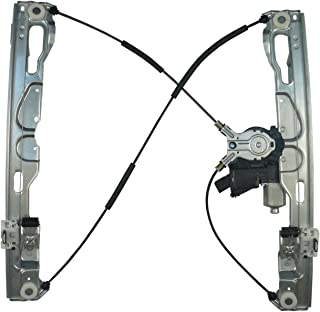 ACI 383302 Power Window Motor and Regulator Assembly