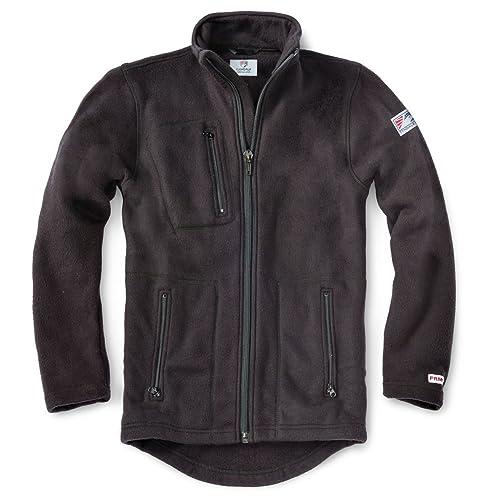 07f4ba40cea Tyndale Men s FRMC Premium Micro-Fleece Full-Zip FR Jacket