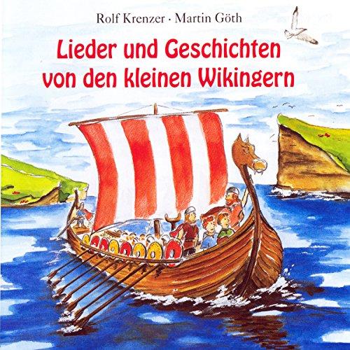 Lieder und Geschichten von den kleinen Wikingern Titelbild