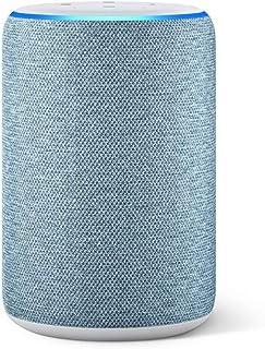Certified Refurbished Echo (3rd Gen) - Smart speaker with Alexa - Twilight Blue