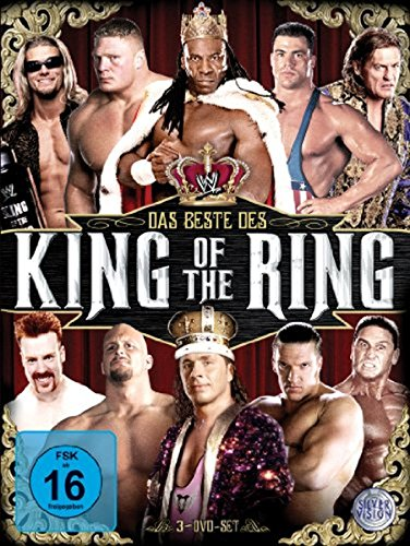 WWE - The Best Of King Of The Ring [3 DVDs]