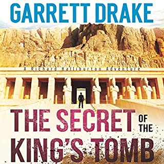 The Secret of the King's Tomb audiobook cover art