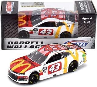 Lionel Racing Darrell Bubba Wallace 2019 McDonald's Team Bacon NASCAR Diecast Car 1:64 Scale