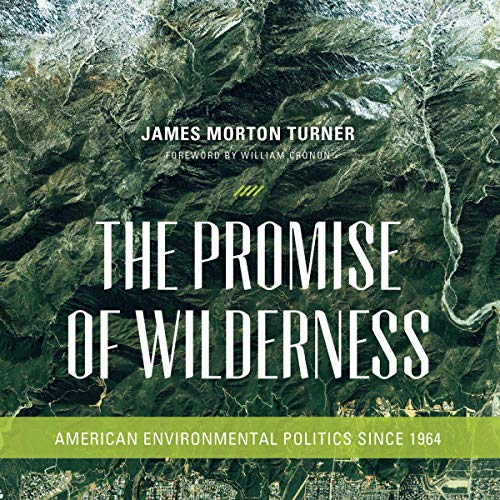 The Promise of Wilderness cover art