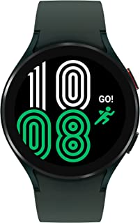 SAMSUNG Galaxy Watch 4 44mm Smartwatch with ECG Monitor Tracker for Health Fitness Running Sleep...