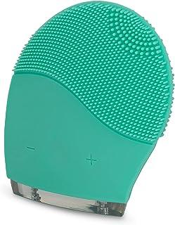 CREATE IKOHS Elektrische gezichtsreinigingsborstel FACE WAVE - Gezichtsborstel van silicone, verjongt de huid, massageappa...