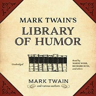 Mark Twain's Library of Humor copertina
