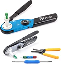 JRready JST2109S+JRD-W2D crimping tool crimp 12#, 16#, 20# solid contacts of DT, DTM, DTP, DTV, DRB, DRCP and STRIKE series connectors 12-22AWG