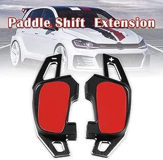 Aluminum Metal Paddle Shift Extension For VW Volkswagen Golf 7 MK7 GTI